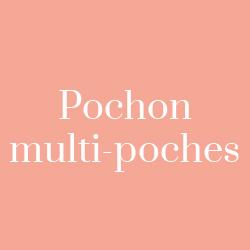 Pochon multi-poches