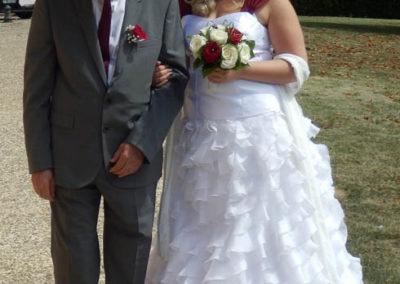 Robe de mariée Celine 3